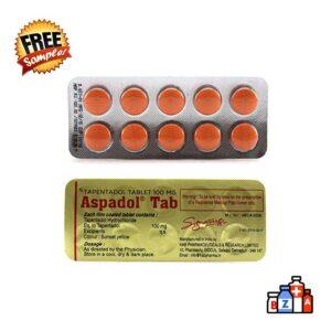 Aspadol 100mg Trial Pack