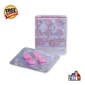 Lovegra Trial Pack
