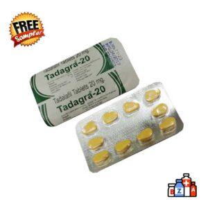 Tadagra 20 Trial Pack