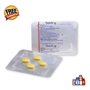 Tadalis SX Trial Pack